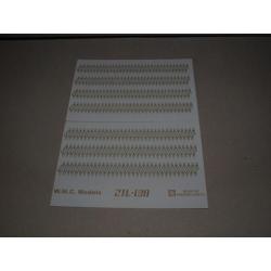 WMC 03 ЗиЛ-130 Протектор вырезанный лазерем