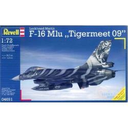 Lockheed Martin F-16 Mlu Tigermeet 09