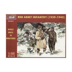 RED Army Infantry (1939-1942)