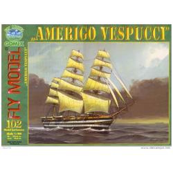 """""""Amerigo Vespucci"""""""
