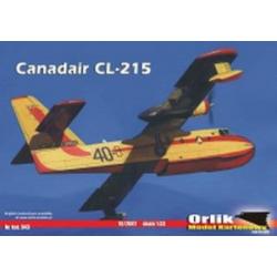 Canadair CL - 215 10/2007