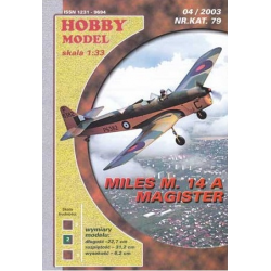 Miles Magister M. 14A