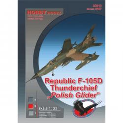 """Republic F-105D Thunderchief """"Polish"""