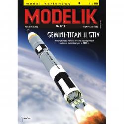GEMINI-TITAN II GTIV