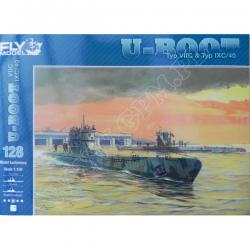 U-BOOT Typ VIIC and Typ IXC/40
