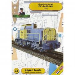 DE 6400 NS