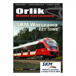 SKM Warszawa EZT 35WE
