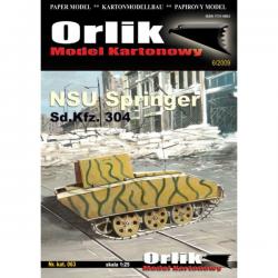 Sd.Kfz. 304 NSU Springer