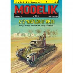 A 12 MATILDA II MK III
