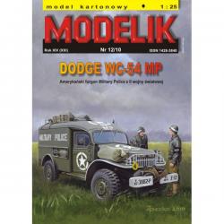 DODGE WC-54 MP