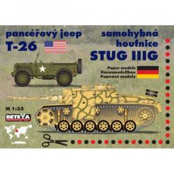 T-26 + STUG IIIG
