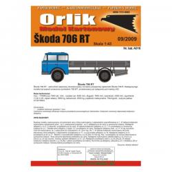 Skoda 706 RT