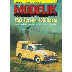 FSO Syrena 105 Bosto