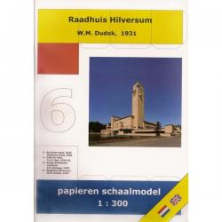 Raadhuis Hilversum W.M. Dudok 1931