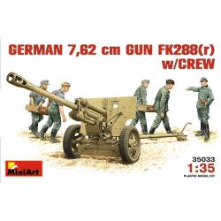 German 7,62 GUN FK288