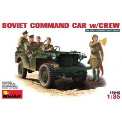Soviet Command car