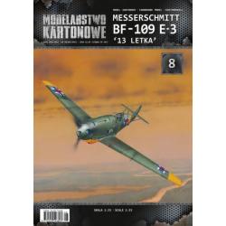 Messerschmitt BF-109 E3 13 Letka