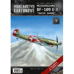 Messerschmitt BF-109 E3 Swiss Shark