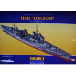"HMS ""London"""