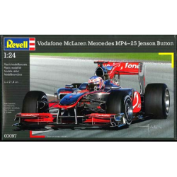McLaren Mercedes MP4-25 J.Button