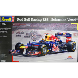 RED BULL RB8 Vettel