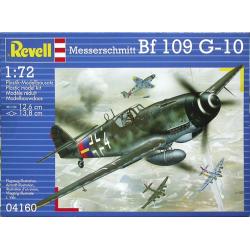 Messerschmitt BF-109 G - 10