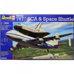 747 SCA + Space Shuttle
