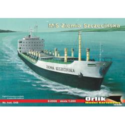 M/S Ziemia Szczecinska 08/2008