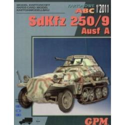SdKfz 250/9 Ausf A