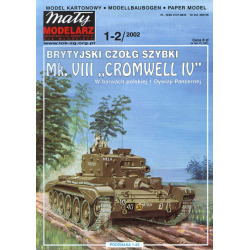 Mk VIII CROMWELL IV