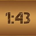 Авто 1:43